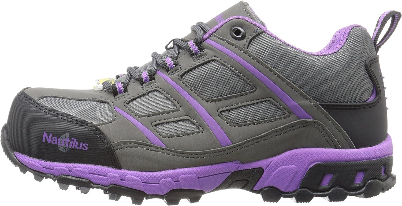 Nautilus 1789 Womens ESD Carbon Composite Fiber Ultra Light Weight Safety Shoe