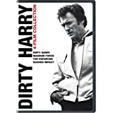 4 Film Favorites: Dirty Harry (Dirty Harry: Deluxe Edition, The Enforcer: Deluxe Edition, Magnum Force: Deluxe Edition, Sudde