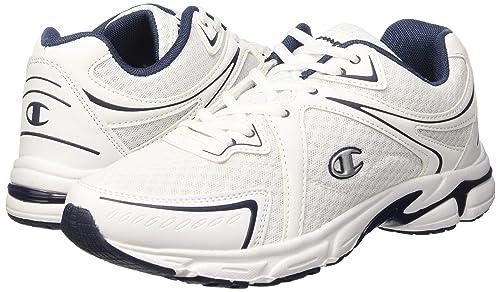 Champion Mach Bianco Low 3 Cut Shoe Weiß Herren Joggingschuhe 6q6fwtnrx