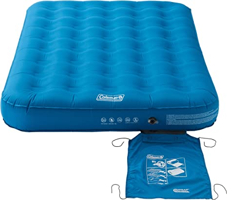 New Coleman Comfort Single Camping Airbed
