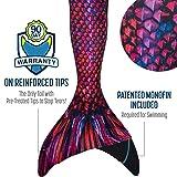 Fin Fun, Mermaid Tail Skin, with Reinforced
