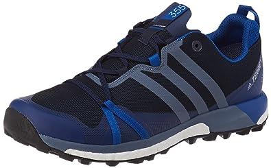 adidas Herren Terrex Agravic GTX Trekking-& Wanderhalbschuhe, Blau (Maruni/Acenat/Belazu 000), 48 EU