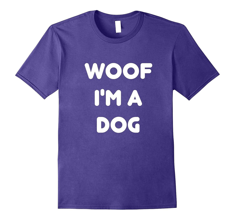I'm a Dog Halloween Costume T Shirt-ANZ