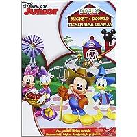 La Casa De Mickey Mouse: Mickey Y Donald Tienen Una Granja [DVD]