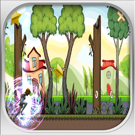 Forest Kids - Running Game Free App
