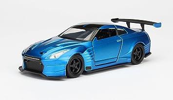 Brianu0027s 2009 Nissan GTR R35 Blue Ben Sopra U0026quot;Fast U0026 Furiousu0026quot; ...
