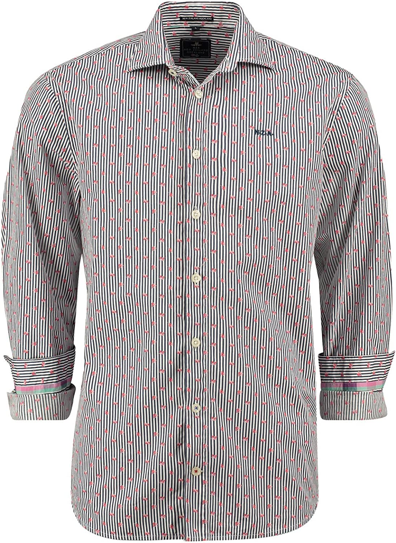 New Zealand Auckland camisas – Camisa a rayas con diseño ...