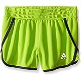 adidas Girls' Knit Short 3 Inseam