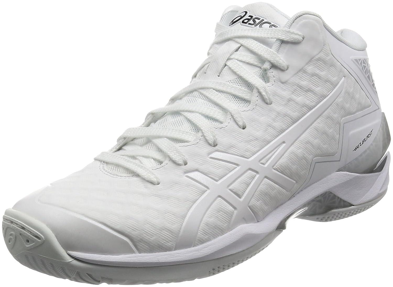 [アシックス] バスケットシューズ GELBURST 21-slim (旧モデル) B01MSSARFM 27.5 cm ホワイト/ホワイト