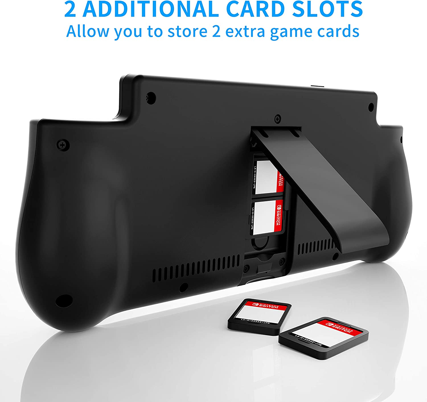 Amazon com: NEWDERY External Battery Case for Nintendo