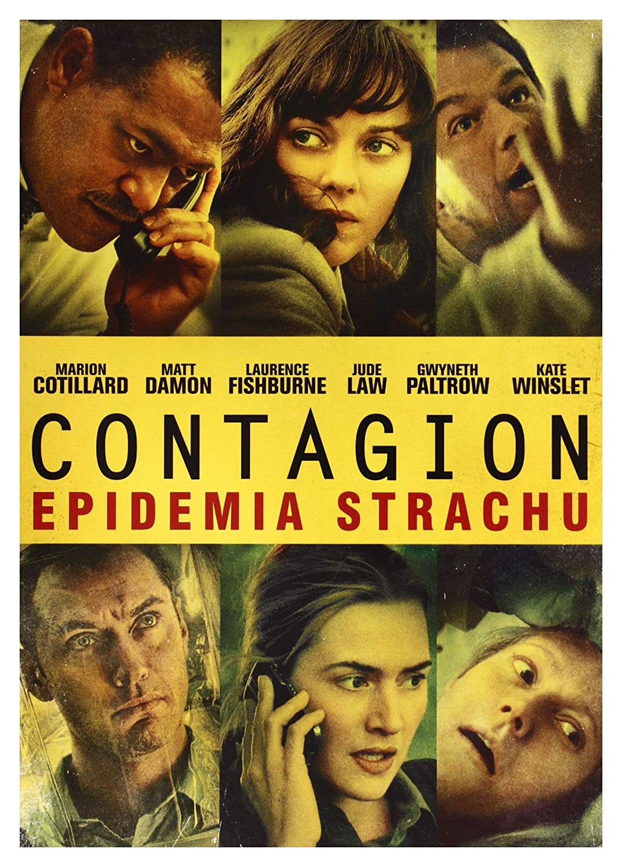 Contagion [DVD] (English audio)