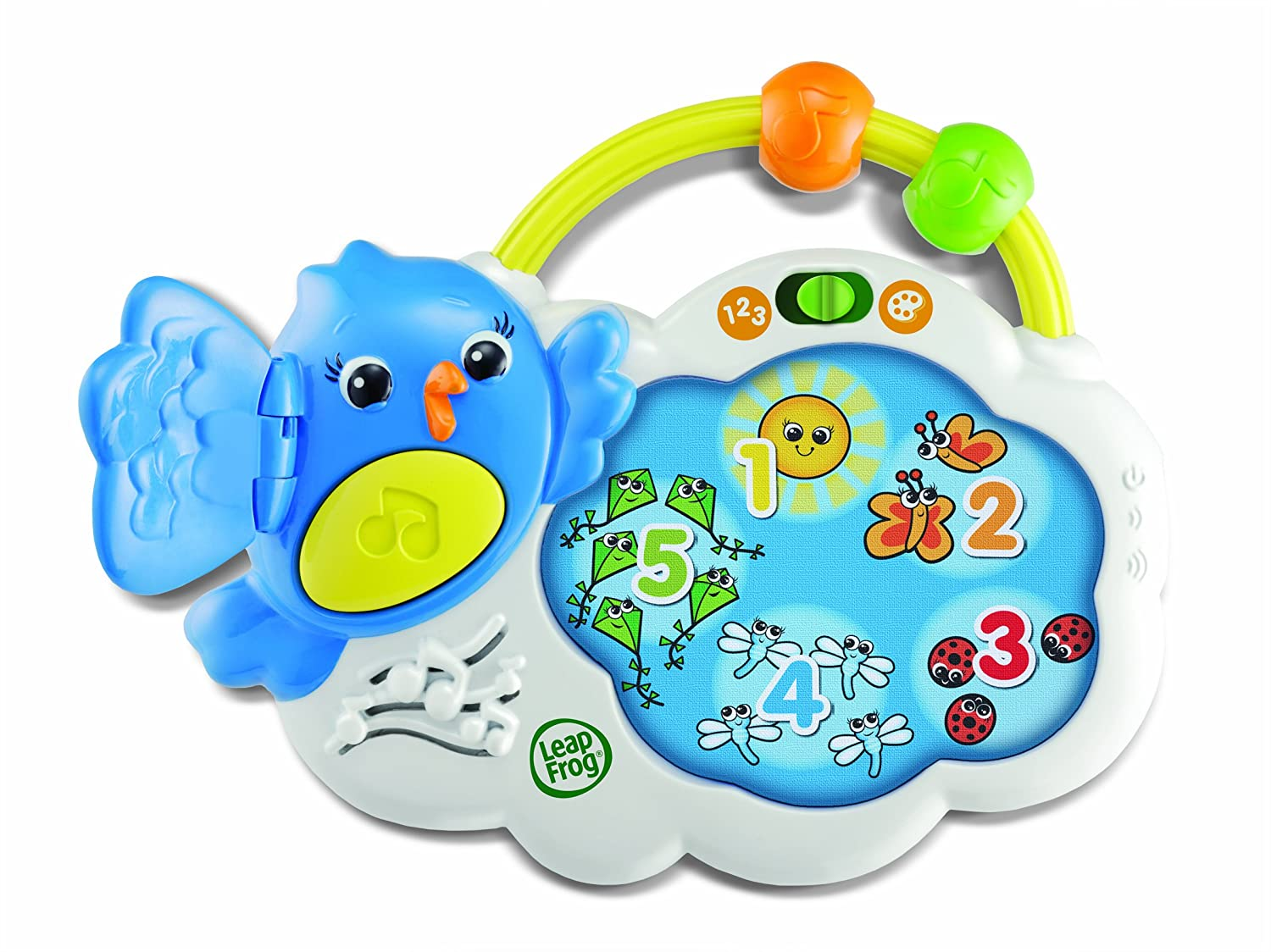 Leap Frog Musical Counting Pal - juguetes musicales