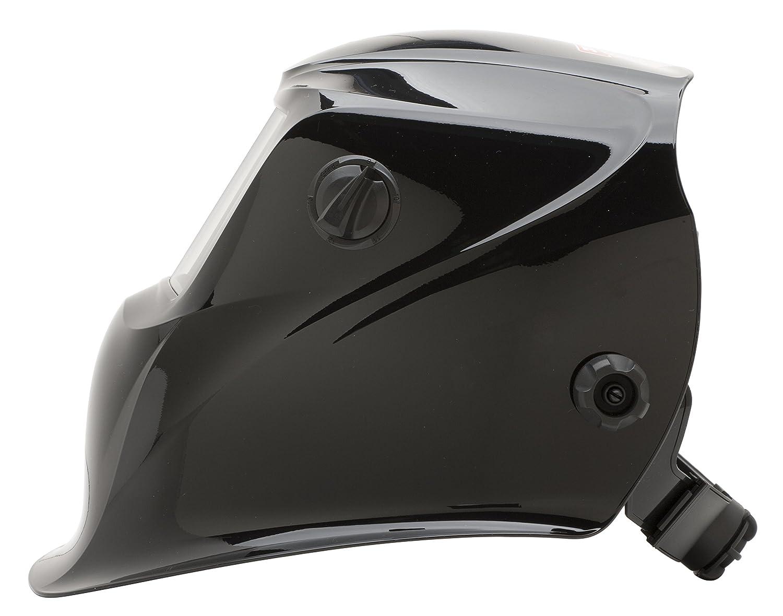 Lincoln eléctrica Viking 1840 negro casco de soldadura con tecnología de la lente de 4 C - k3023 - 3: Amazon.es: Bricolaje y herramientas