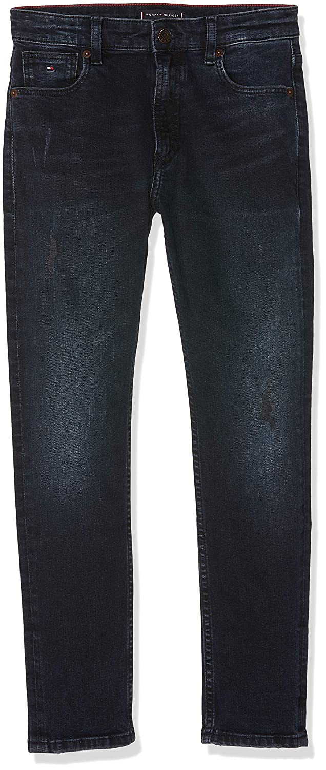 Tommy Hilfiger Boy's Randy Relaxed Mobbst Jeans KB0KB04215