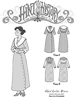 Amazon com: 1850s-1863 Dart Fitted Bodices Pattern: Toys & Games