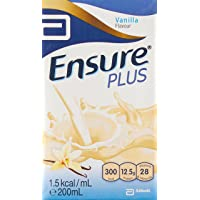 Abbott Ensure Plus RTD Nutritional Supplement - Vanilla (200ml)