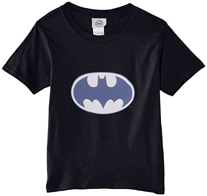 Dc Comics Batman Batman Colour Logo 6 - Camiseta con manga corta para niñas: Amazon.es: Ropa y accesorios