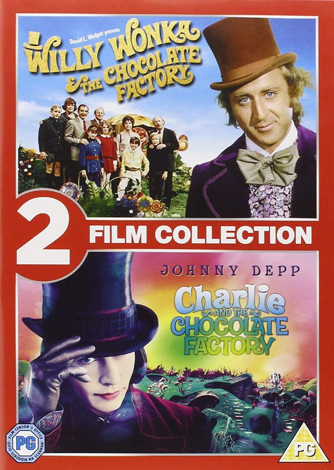 Amazon.com: Willy Wonka / Charlie The Chocolate Factory [Import ...