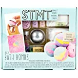 STMT D.I.Y. Bath Bombs Kit by Horizon Group USA, Mix & Mold Your Own 5 Scented Bath Bombs Using Essential Oils, Dried…
