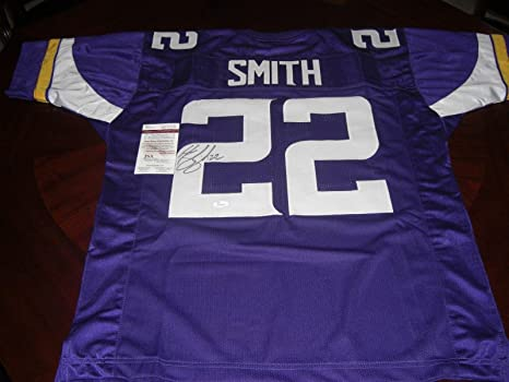Signed Harrison Smith Jersey - coa - JSA Certified - Autographed NFL Jerseys 908c1fd6c