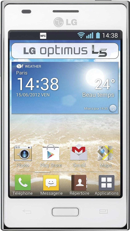 LG Optimus L5 - Smartphone libre Android: Amazon.es: Electrónica