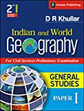 Indian and World Geography for General Studies Paper 1 (Prelims)