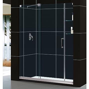 width frameless sliding shower door 3