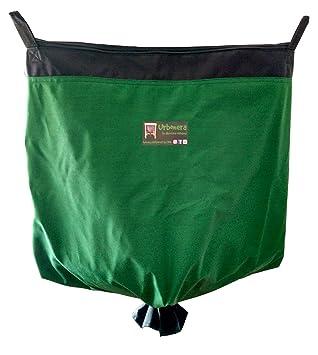 Urbonera: la abonera urbana Vermicompostador 125 l - Compostador para lombrices (sin Stand de