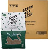 Green Tea Fresh Cat Litter Case (5 x 5 lb. bag)
