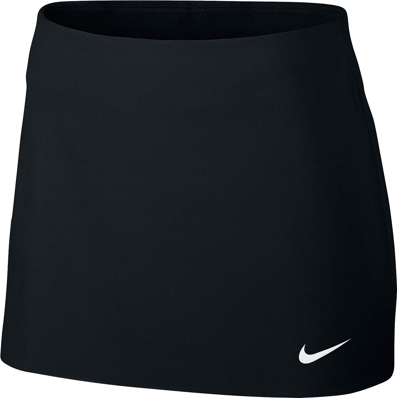Mujer Nike W Nkct PWR Spin Falda de Tenis