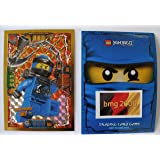 Lego Ninjago Serie 4-3 Gold Karten Trading Card LE 2 Cole LE 3 Lloyd LE 4 Nya