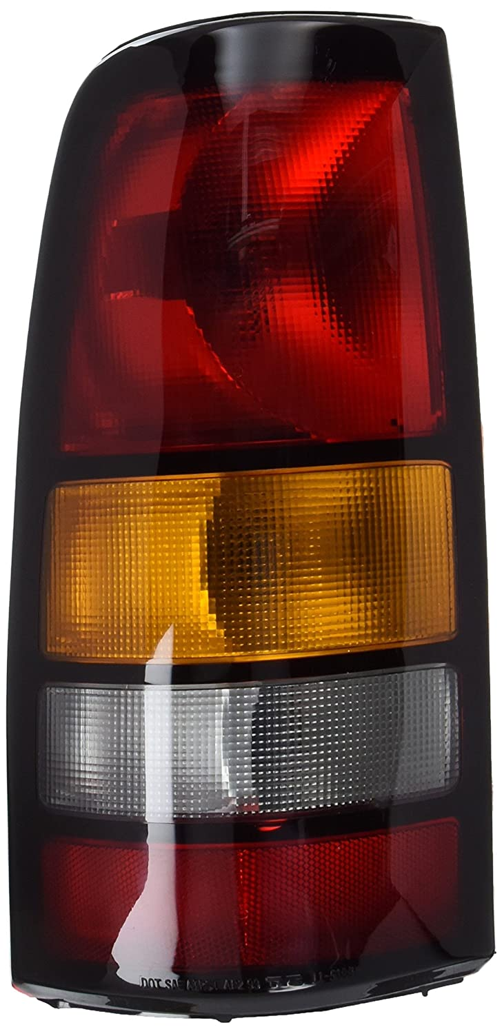 TYC 11-5186-90-1 GMC Left Replacement Tail Lamp
