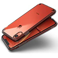 Capa Capinha Para iPhone XR 6.1 Ringke Fusion Case original (Cinza)