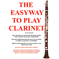 The Easyway to Play Clarinet book cover