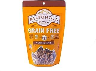product image for Paleonola – Grain Free Granola Pumpkin Pie Flavor – Non-GMO, Grain, Soy, Gluten, Dairy Free – Low Carb Protein Snack For A Healthy Breakfast