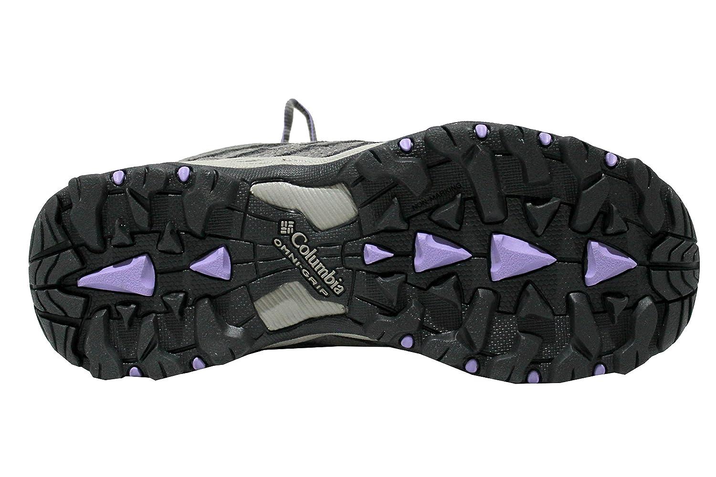 Columbia Women's Jewel Basin Hiking Shoes Sneakers B0798XCX7N 6.5 B(M) US Dove Purple