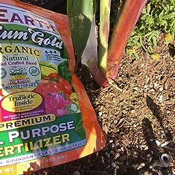 Amazon.com: Dr. Earth Premium Gold - Fertilizante multiusos ...