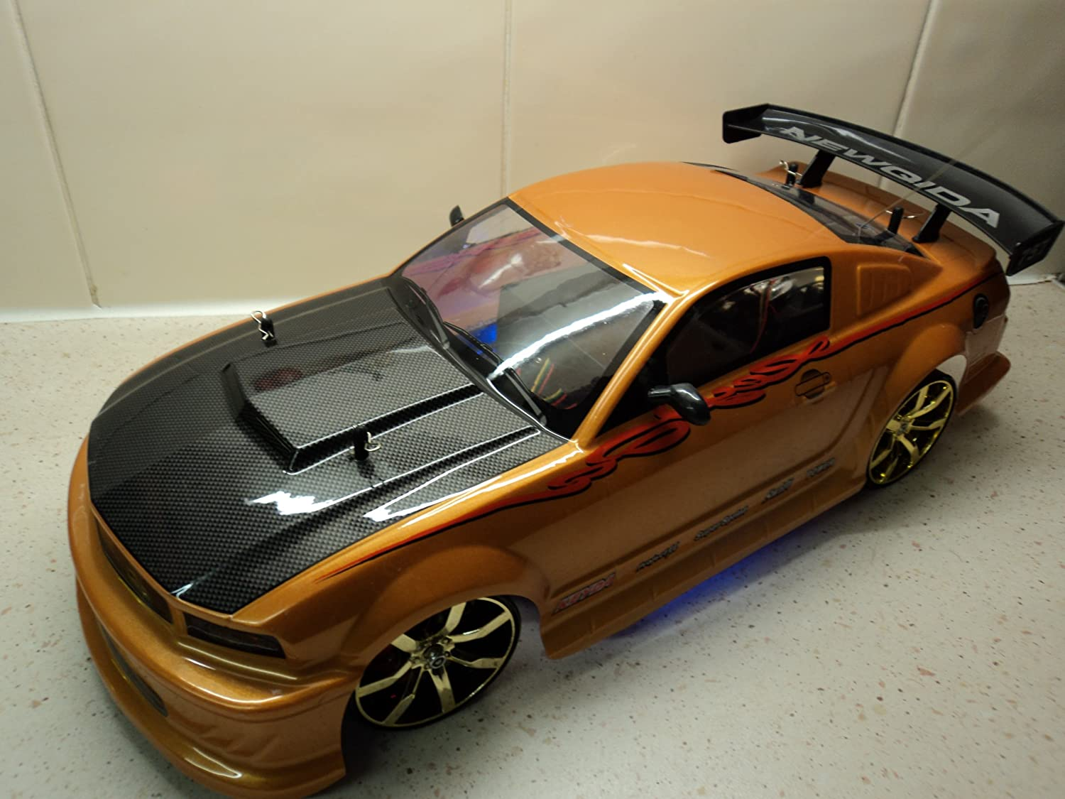 Nissan Skyline Gt Remote Control Rc Drift Car Fast And