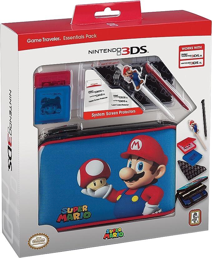 Ardistel - Essentials Pack 3DSEP25 (New Nintendo 3DS): Amazon.es ...