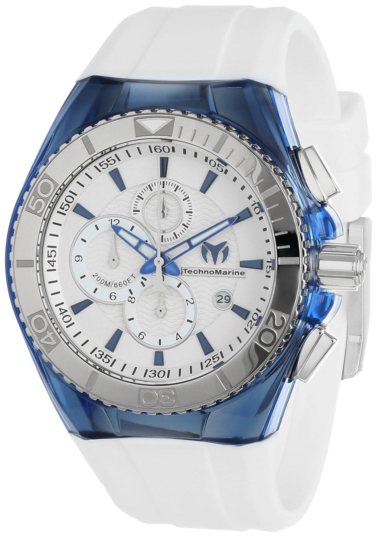 TechnoMarine Unisex 113007 Cruise Original Stainless Steel Watch