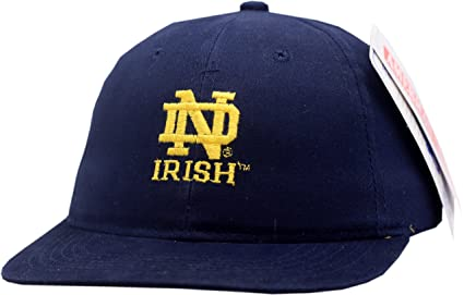Amazon.com   Notre Dame Fighting Irish Youth Snapback Brush Cotton ... 3f013606fb60