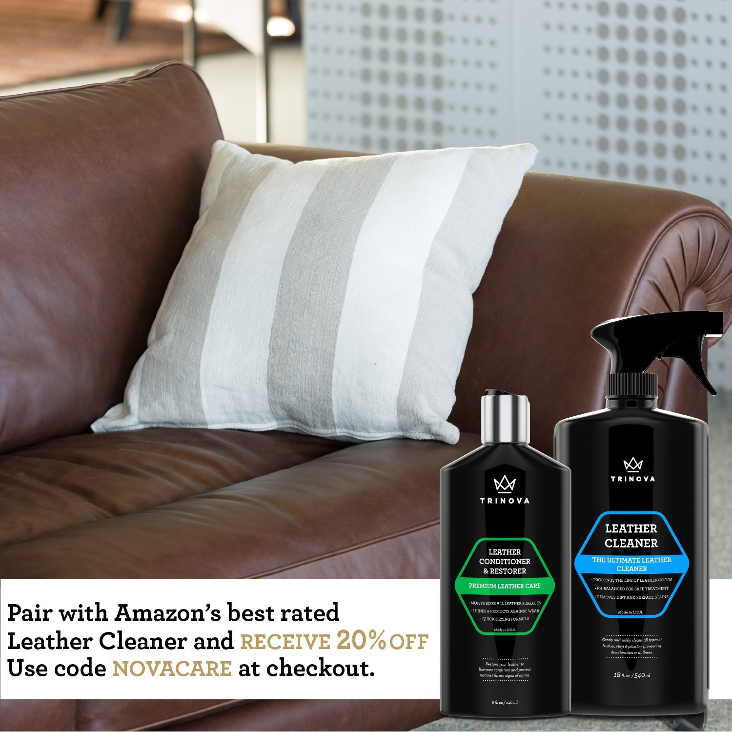 Best Leather Furniture Cleaner 2017 Reviews and Top Picks