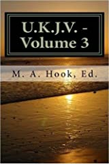 U.K.J.V. - Volume 3: Poetic and Historical Writings (The Updated King James Version of the Biblee) Kindle Edition