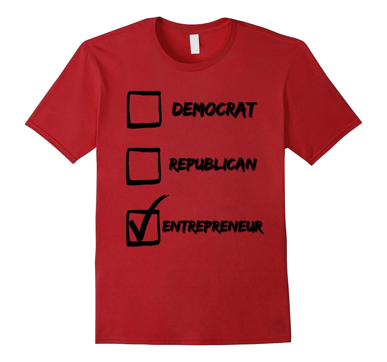 Take Action Entrepreneur Business T Shirt-Vaci