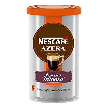 NESCAFÉ Café Azera Espresso Intenso Soluble | Lata de aluminio: Amazon.es: Amazon Pantry