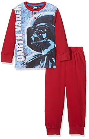 Star Wars Jungen Einteiliger Schlafanzug
