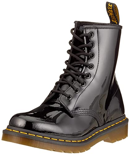 d8e36dd15e6 Dr Martens 8 EyeLet 1460 Smooth Womens Work Safety Boots Mens Sizes  Available