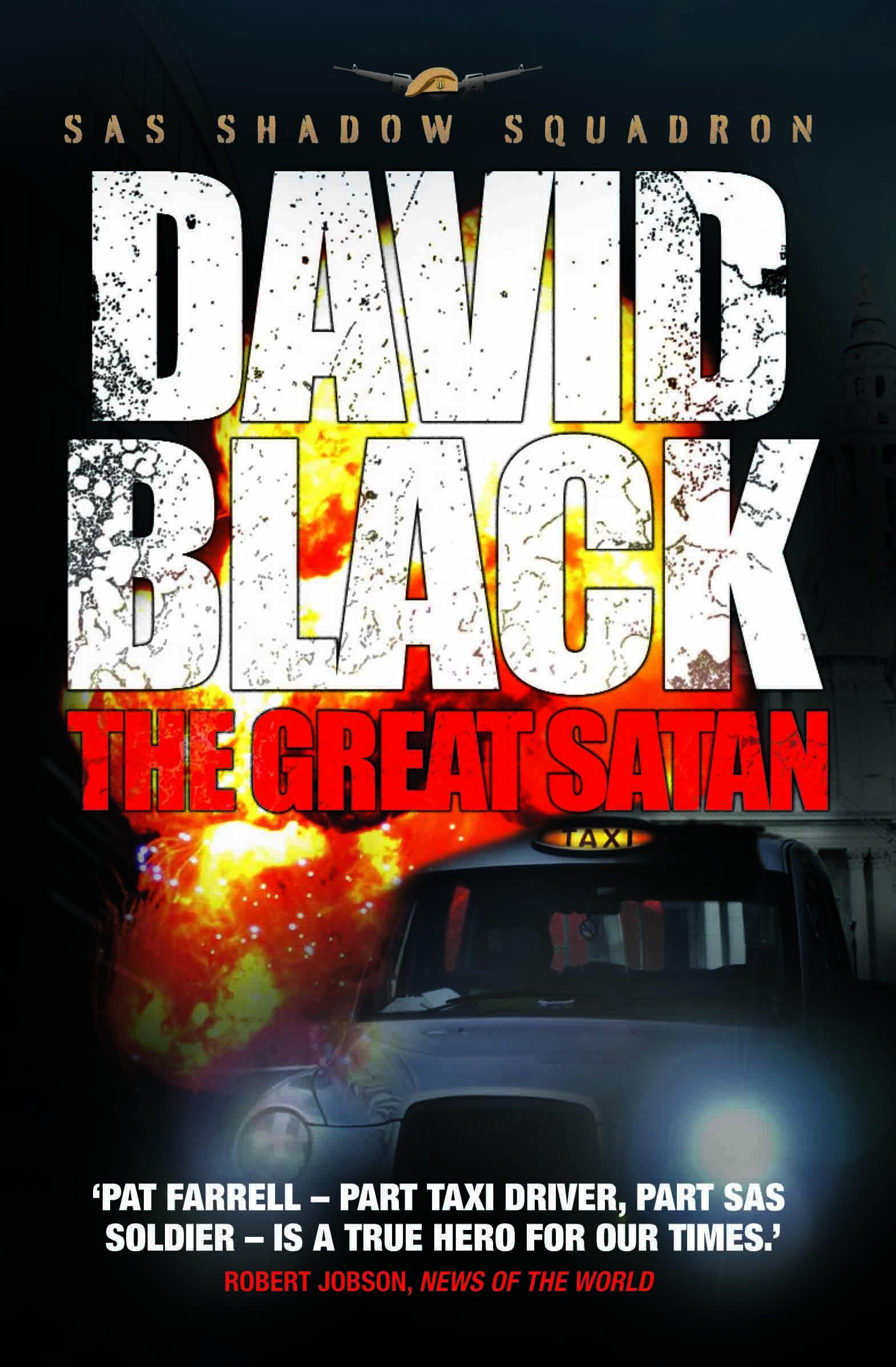 The Great Satan (Shadow Squadron 1) ebook