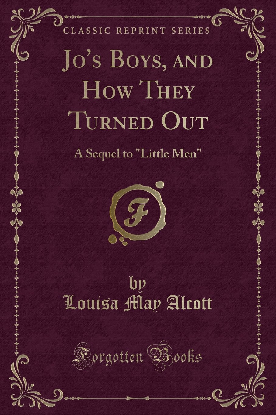 Download Jo's Boys, and How They Turned Out: A Sequel to Little Men (Classic Reprint) pdf epub