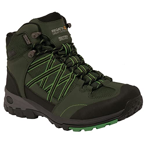 1042402f051 Regatta Samaris Mid, Men's High Rise Hiking Boots